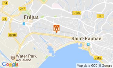 Karte Fréjus Appartement 112902