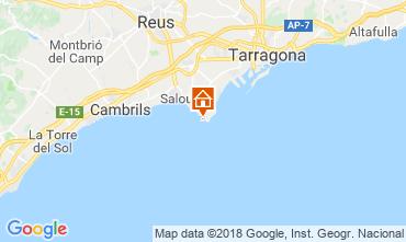 Karte Salou Villa 79510