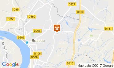 Karte Bayonne Villa 108315