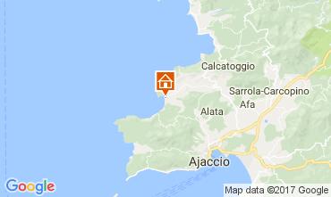 Karte Ajaccio Appartement 108920