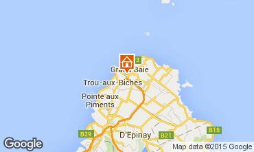 Karte Grand Baie Villa 75584