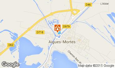 Karte Aigues Mortes Villa 94505