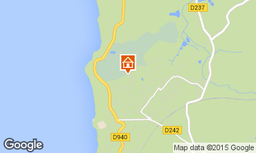 Karte Wimereux Haus 102074