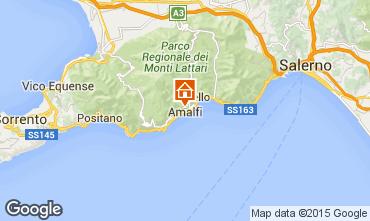 Karte Amalfi Appartement 50446
