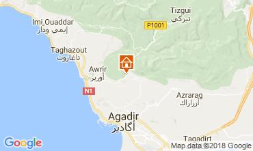 Karte Agadir Villa 109071