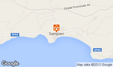 Karte Sampieri Appartement 99270