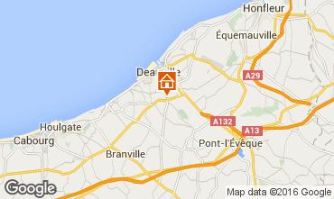 Karte Deauville Mobil-Home 84658