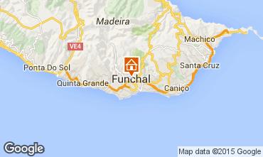 Karte Funchal Bungalow 57060
