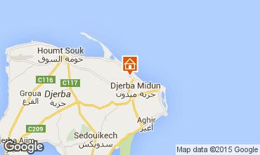 Karte Djerba Villa 9883