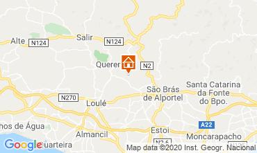 Karte Loulé Haus 62567