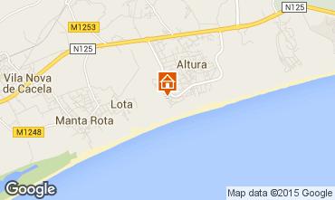 Karte Altura Haus 55076