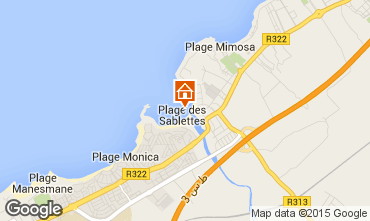 Karte Mohammedia Appartement 33675