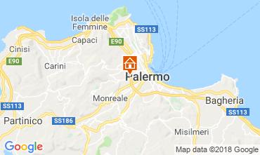 Karte Palermo Studio 56253