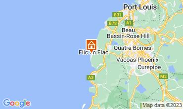 Karte Flic-en-Flac Appartement 55358