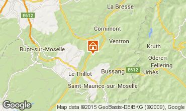 Karte Ventron Chalet 4679