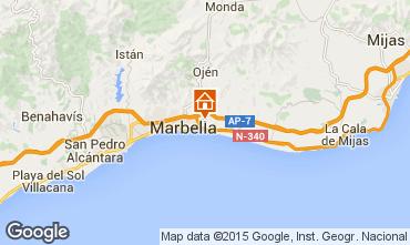 Karte Marbella Villa 78085