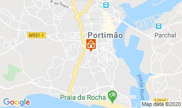 Karte Portimão Studio 108139
