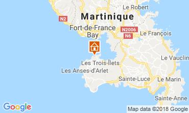 Karte Trois Ilets Appartement 116795