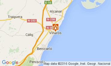 Karte Vinaròs Appartement 96657