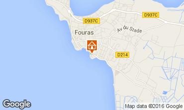 Karte Fouras Haus 103396