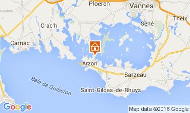 Karte Arzon Mobil-Home 105092