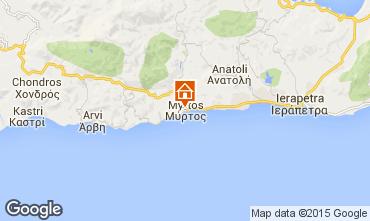 Karte Ierapetra Appartement 100687