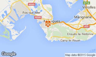 Karte Martigues Villa 98149