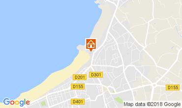 Karte Saint Malo Appartement 108522