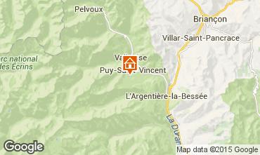 Karte Puy Saint Vincent Studio 79720