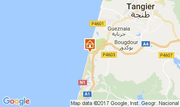 Karte Tanger Appartement 111653