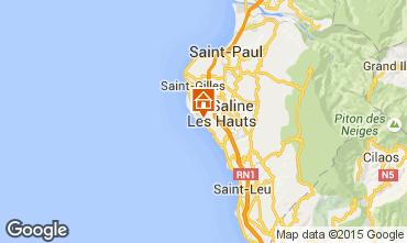 Karte Saint Gilles Villa 88178