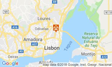 Karte Lissabon Appartement 116111