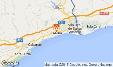 Karte Altura Villa 84772
