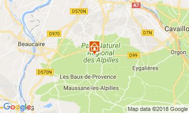 Karte Saint Rémy de Provence Villa 113738