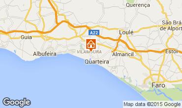 Karte Vilamoura Villa 38363