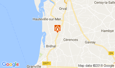 Karte Bréhal Haus 112919
