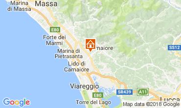 Karte Camaiore Villa 110506