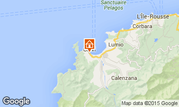 Karte Calvi Studio 93989