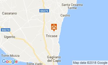 Karte Tricase Villa 115840