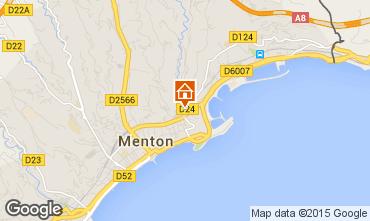 Karte Menton Appartement 99643