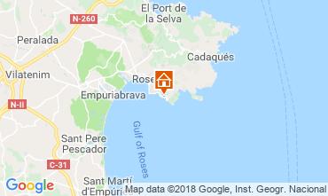 Karte Rosas Haus 117495