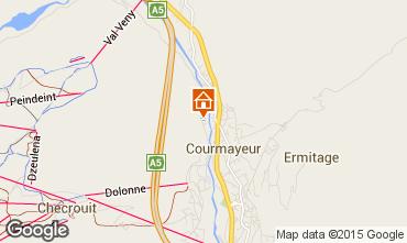 Karte Courmayeur Appartement 80476