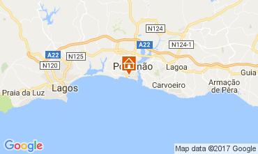 Karte Portimão Appartement 112596