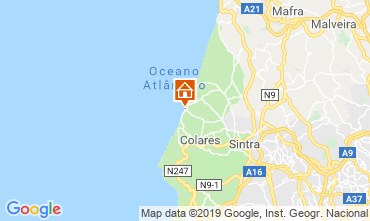 Karte Sintra Haus 108444
