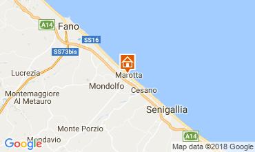Karte Marotta Appartement 114329