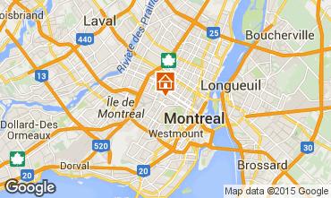 Karte Montr�al Appartement 14220