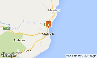 Karte Malindi Villa 65822