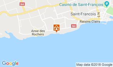 Karte Saint Francois Villa 102539