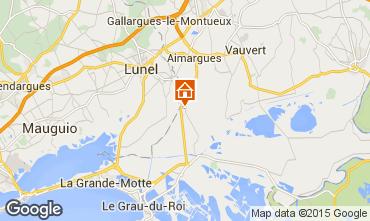 Karte Aigues Mortes Villa 85121