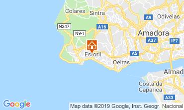 Karte Lissabon Villa 97072